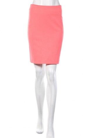 Пола H&M, Размер S, Цвят Розов, 68% полиестер, 28% вискоза, 4% еластан, Цена 25,50лв.