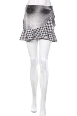 Пола H&M Divided, Размер M, Цвят Бял, 97% памук, 3% еластан, Цена 18,75лв.