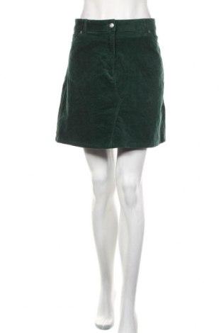 Пола Marks & Spencer, Размер XL, Цвят Зелен, 98% памук, 2% еластан, Цена 21,00лв.