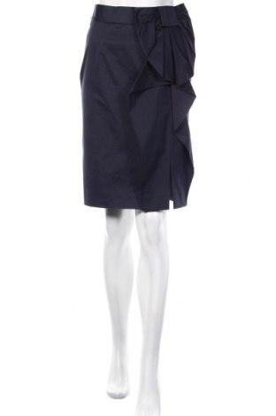 Spódnica Red Valentino, Rozmiar S, Kolor Niebieski, 97% bawełna, 3% elastyna, Cena 244,80zł