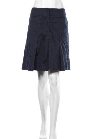 Sukně S.Oliver, Velikost M, Barva Modrá, 97% bavlna, 3% elastan, Cena  303,00Kč