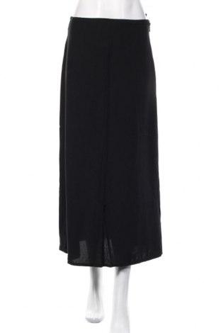 Пола Sisley, Размер L, Цвят Черен, Вискоза, Цена 24,00лв.
