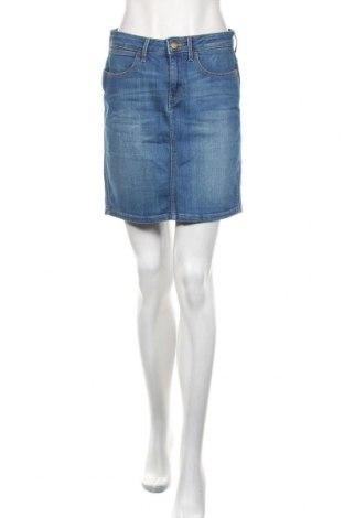 Sukně Wrangler, Velikost S, Barva Modrá, 98% bavlna, 2% elastan, Cena  526,00Kč