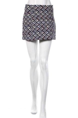 Пола Zara Trafaluc, Размер M, Цвят Многоцветен, 43% полиестер, 41% памук, 15% акрил, 1% еластан, Цена 24,00лв.