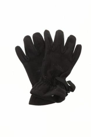 Ръкавици Trespass, Цвят Черен, Полиестер, Цена 27,00лв.