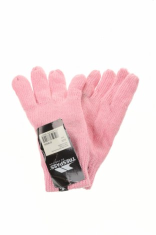 Mănuși Trespass, Culoare Roz, 70%acril, 30% poliester, Preț 78,95 Lei