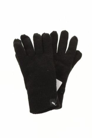Ръкавици Trespass, Цвят Черен, Акрил, Цена 21,00лв.