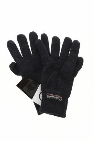 Ръкавици Trespass, Цвят Син, 70% акрил, 30% полиестер, Цена 24,00лв.