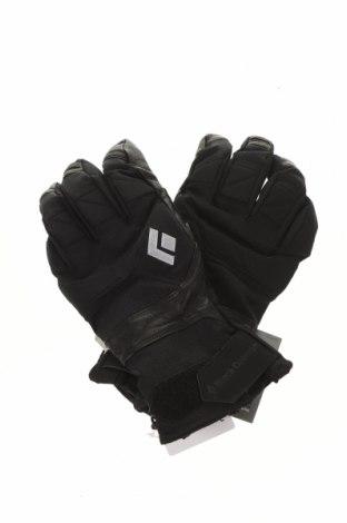 Mănuși pentru sporturi de iarnă Black Diamond, Culoare Negru, Poliester, piele naturală, Preț 342,93 Lei