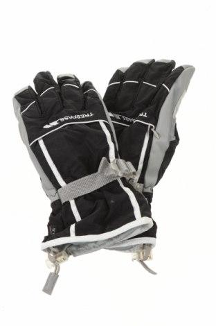 Mănuși pentru sporturi de iarnă Trespass, Culoare Negru, Poliamidă, Preț 143,09 Lei