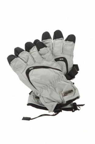 Ръкавици за зимни спортове Trespass, Цвят Сив, Полиамид, Цена 43,50лв.
