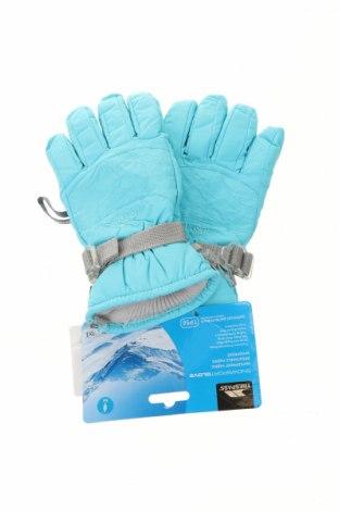 Mănuși pentru sporturi de iarnă Trespass, Culoare Albastru, Poliamidă, Preț 81,58 Lei