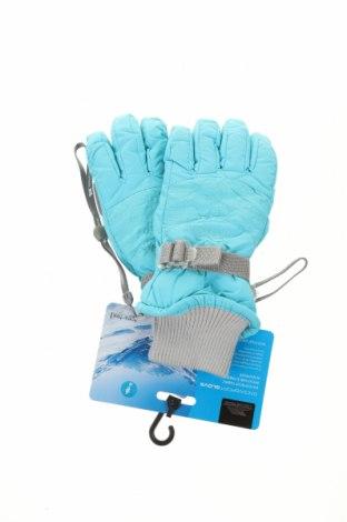 Mănuși pentru sporturi de iarnă Trespass, Culoare Albastru, Poliamidă, Preț 152,96 Lei