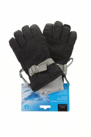 Ръкавици за зимни спортове Trespass, Цвят Черен, Полиамид, Цена 46,50лв.
