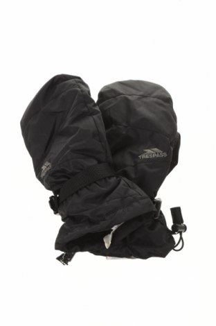 Ръкавици за зимни спортове Trespass, Цвят Черен, Полиестер, Цена 43,50лв.