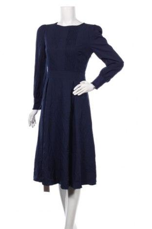Šaty , Velikost S, Barva Modrá, Cena  829,00Kč