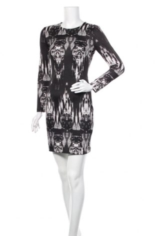 Φόρεμα H&M, Μέγεθος S, Χρώμα Μαύρο, 98% πολυεστέρας, 2% ελαστάνη, Τιμή 15,77€