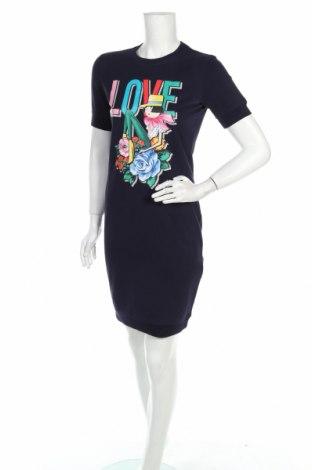 Rochie Love Moschino, Mărime S, Culoare Albastru, 94% bumbac, 6% elastan, Preț 799,41 Lei