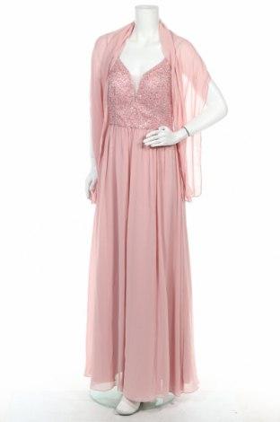 Φόρεμα Mascara, Μέγεθος M, Χρώμα Ρόζ , Πολυεστέρας, Τιμή 90,13€