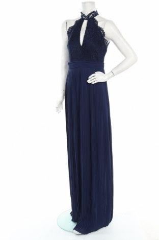 Sukienka TFNC London, Rozmiar M, Kolor Niebieski, Poliester, Cena 184,18zł