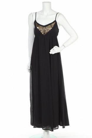Šaty  Usha, Velikost S, Barva Černá, 100% polyester, Cena  748,00Kč