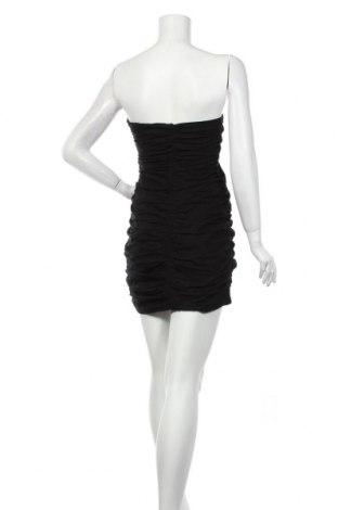 Рокля Zara, Размер S, Цвят Черен, Полиестер, Цена 23,60лв.