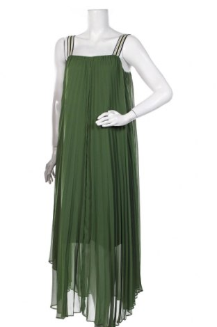 Rochie Zara, Mărime S, Culoare Verde, Preț 108,56 Lei
