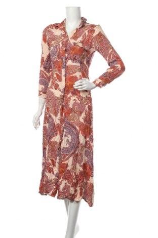 Šaty  Zara, Velikost S, Barva Vícebarevné, Viskóza, Cena  622,00Kč