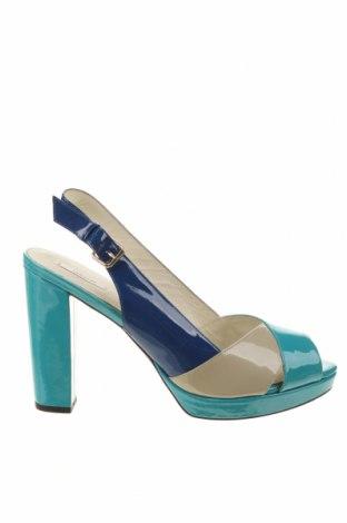 Sandale Geox, Mărime 40, Culoare Albastru, Piele naturală, Preț 486,84 Lei