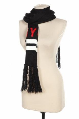 Шал DKNY, Цвят Черен, Цена 51,35лв.