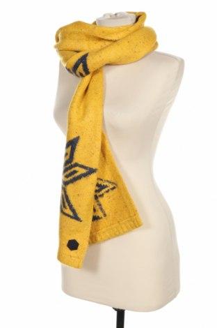 Шал Tom Tailor, Цвят Жълт, 74% акрил, 22% полиестер, 4% еластан, Цена 28,60лв.