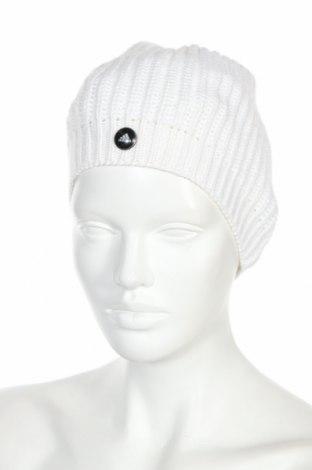 Καπέλο Adidas, Χρώμα Λευκό, 100% πολυακρυλικό, Τιμή 12,99€