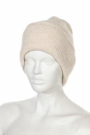 Καπέλο Mango, Χρώμα  Μπέζ, 50%ακρυλικό, 15% πολυεστέρας, 14% πολυαμίδη, 11% μαλλί από αλπακά, 9% μαλλί, 1% ελαστάνη, Τιμή 14,84€