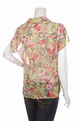 Γυναικείο πουκάμισο Sag Harbor, Μέγεθος L, Χρώμα Πολύχρωμο, Πολυεστέρας, Τιμή 9,28€