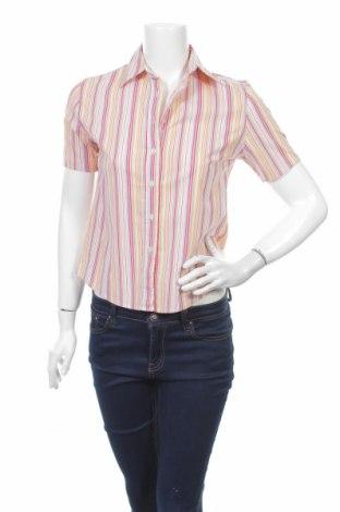 Γυναικείο πουκάμισο Gina B, Μέγεθος S, Χρώμα Πολύχρωμο, 97% βαμβάκι, 3% ελαστάνη, Τιμή 8,66€