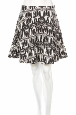 Пола H&M, Размер S, Цвят Бял, Лен, Цена 5,50лв.