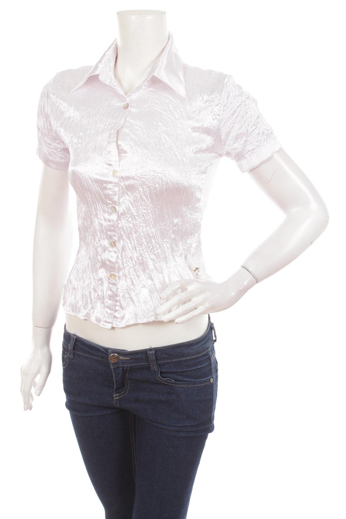 Γυναικείο πουκάμισο, Μέγεθος M, Χρώμα Λευκό, Τιμή 9,79€