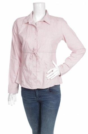 Dámska košeľa  Authentic Style, Veľkosť L, Farba Ružová, 80% polyester, 20% bavlna, Cena  13,58€