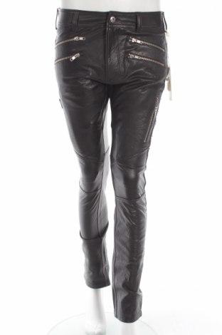 Pantaloni de piele pentru damă Diesel