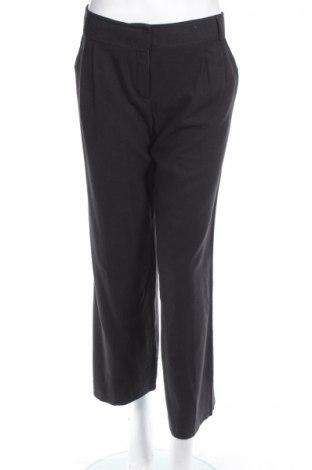 Дамски панталон Atmosphere, Размер M, Цвят Черен, 66% полиестер, 33% вискоза, 1% еластан, Цена 8,28лв.