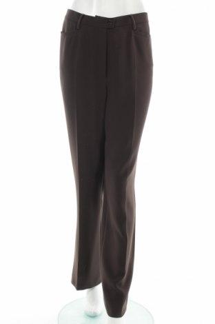 Дамски панталон Basler, Размер M, Цвят Кафяв, 70% ацетат, 30% полиестер, Цена 11,45лв.