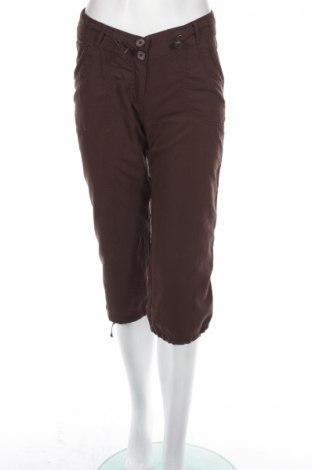 Дамски панталон Blind Date, Размер S, Цвят Кафяв, 100% полиестер, Цена 9,20лв.
