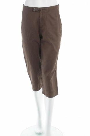 Дамски панталон Columbia, Размер XS, Цвят Сив, 100% памук, Цена 12,76лв.