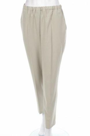 Дамски панталон Gerke, Размер S, Цвят Сив, 75% полиестер, 20% вискоза, 5% еластан, Цена 7,09лв.