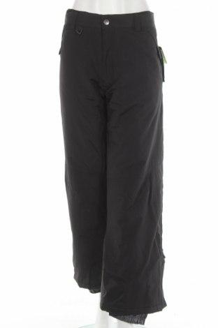 Дамски панталон за зимни спортове White Sierra, Размер L, Цвят Черен, Полиамид, Цена 17,46лв.