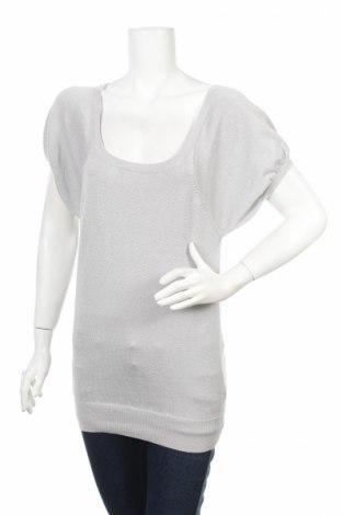 Дамски пуловер Soho, Размер M, Цвят Сив, 51% вискоза, 34% памук, 15% полиестер, Цена 9,60лв.