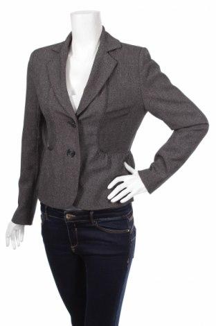 Дамско сако Intown, Размер S, Цвят Сив, 82% полиестер, 15% вискоза, 3% еластан, Цена 7,50лв.