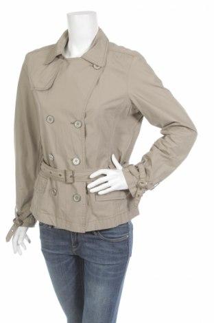 Дамско яке Esprit, Размер L, Цвят Бежов, 100% памук, Цена 15,00лв.