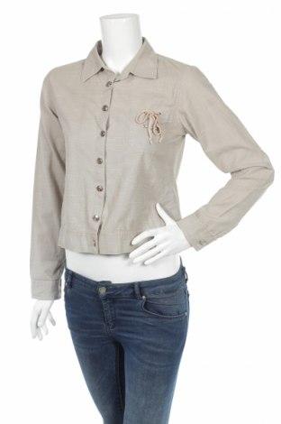 Γυναικείο μπουφάν Pescara, Μέγεθος S, Χρώμα  Μπέζ, Βαμβάκι, Τιμή 9,87€