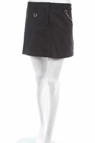 Φούστα Dekker, Μέγεθος M, Χρώμα Μαύρο, 97% βαμβάκι, 3% ελαστάνη, Τιμή 8,50€
